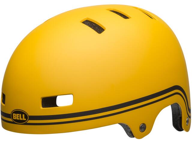 Bell Local casco per bici giallo